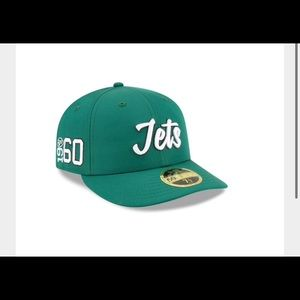 NY JETS OFFICIAL SIDELINE LOW PROFILE 59FIFTY HAT